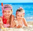 Отдых с детьми в Гурзуфе